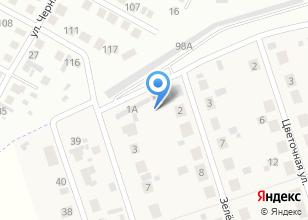 Компания «АвтоColor» на карте