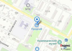 Компания «СДК» на карте