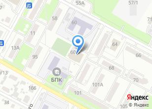 Компания «Сеть супермаркетов» на карте