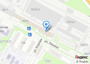 Компания «А АЙТЕХ» на карте