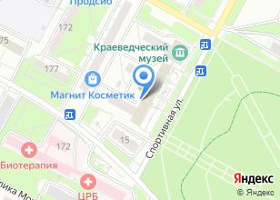 Компания «STALKER» на карте