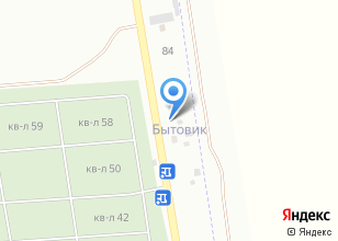 Компания «Магазин ритуальных услуг» на карте