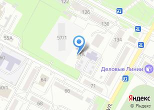 Компания «Best» на карте