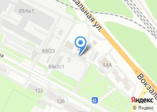 Компания «Варус» на карте