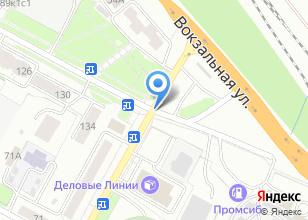 Компания «ГРЯЗИНЕТ» на карте