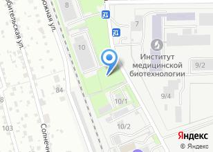 Компания «Хэппи-милк» на карте