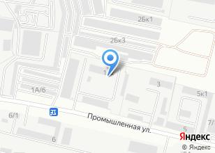 Компания «Комбинат бытовых услуг, МУП» на карте