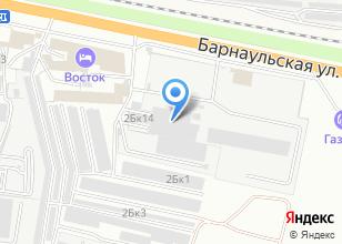 Компания «Авто-кузов» на карте