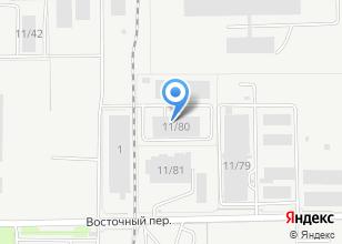 Компания «Петерпак Сибирь» на карте