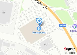 Компания «ATM» на карте