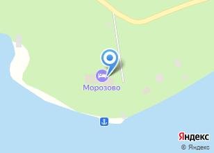 Компания «Морозово отель-курорт» на карте