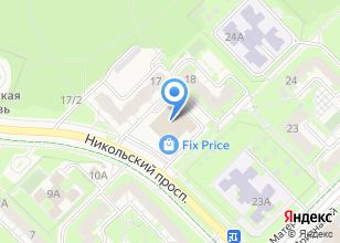 Компания «Ренессанс» на карте
