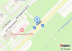 Компания «the Дача» на карте