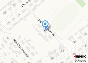 Компания «Автокомплекс н2о» на карте