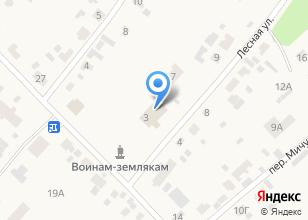 Компания «Издревиночка» на карте