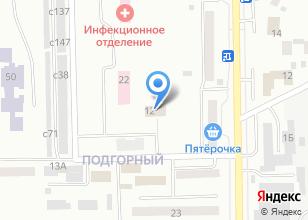 Компания «Городская детская библиотека №3» на карте