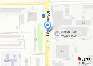 Компания «Н2О» на карте
