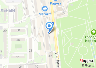 Компания «Районная детская библиотека» на карте