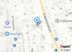 Компания «Карамболь» на карте