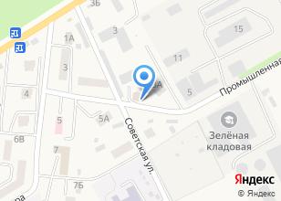 Компания «БарнаулВодРемСервис» на карте