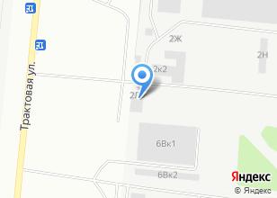 Компания «Абриус» на карте