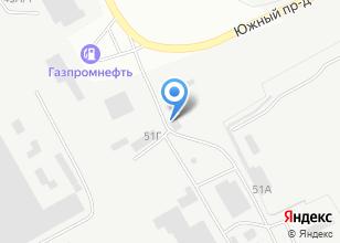 Компания «Алтай-Трубопласт» на карте