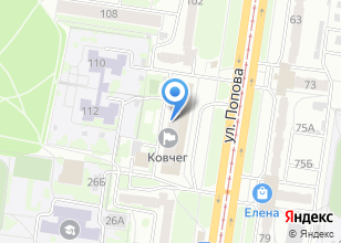 Компания «Технологии красоты» на карте