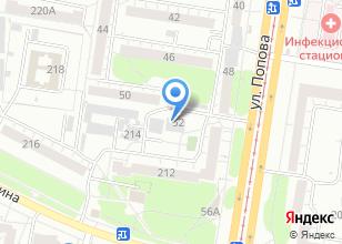 Компания «Стройкоммуникации» на карте