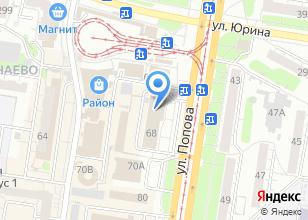 Компания «Радиотовары» на карте