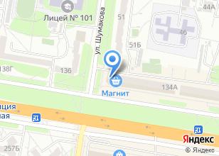 Компания «Дошколёнок» на карте