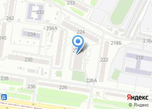 Компания «Аяша» на карте