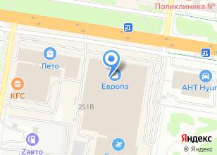 Компания «Корпорация IRIDA» на карте