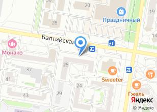 Компания «Трансавиа компания по продаже авиабилетов» на карте