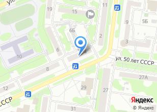 Компания «Алтай GSM сервис» на карте