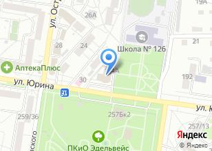 Компания «ИТ Сервис» на карте