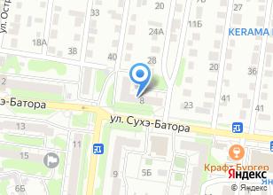 Компания «МобиКом» на карте