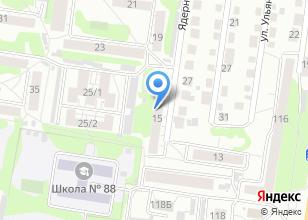 Компания «Наркологический кабинет Индустриального района» на карте