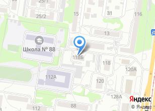Компания «АЛТАЙГАЗТЕПЛОРЕЗЕРВ» на карте