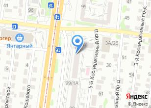 Компания «Теплоиндустрия» на карте