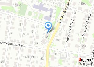 Компания «Валеологический центр» на карте