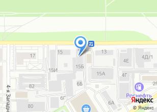 Компания «ЮМИ-М» на карте