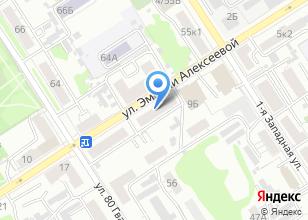Компания «Норд-Пласт» на карте