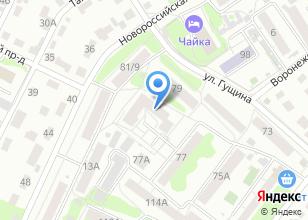 Компания «Actual-mebel» на карте