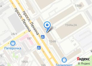 Компания «FIT» на карте