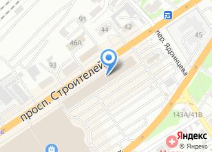 Компания «Сварщик Алтая» на карте