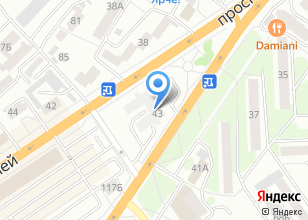 Компания «Инфотех плюс» на карте