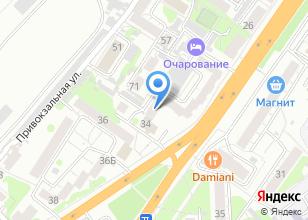 Компания «СУВЕНИРка» на карте