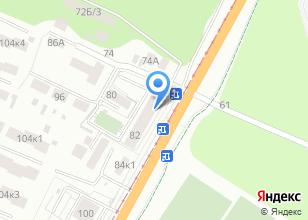 Компания «ИМКА» на карте