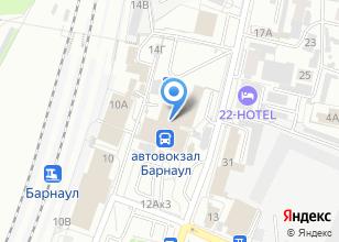 Компания «Артмарк» на карте