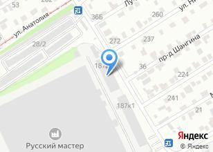 Компания «Алтай Техсервис» на карте
